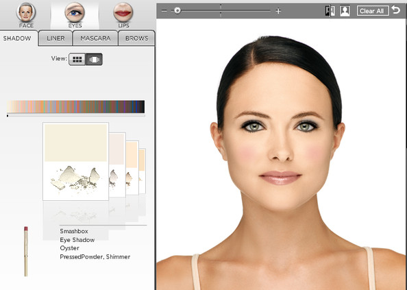 Makeup Simulator Game Cosmeticstutor