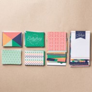 Good Vibes Project Life Card Collection