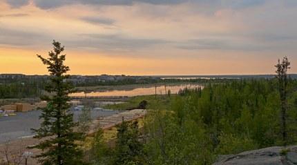 La communauté francophone des Territoires du Nord-Ouest a besoin de visibilité.  Crédit image: Wikicommons