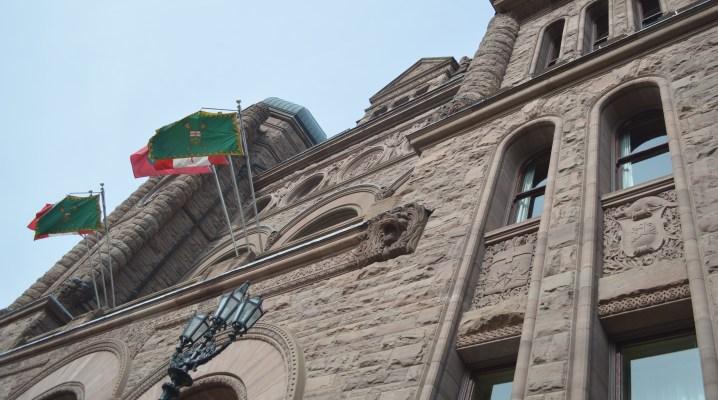 L'Assemblée législative de l'Ontario.  Archives, #ONfr