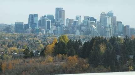 L'Alberta (ici Calgary) pourrait obtenir une politique sur les services en français. Archives