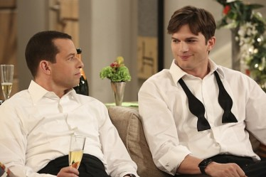 Two And A Half Men - Oh, WALD-E, Good Times Ahead