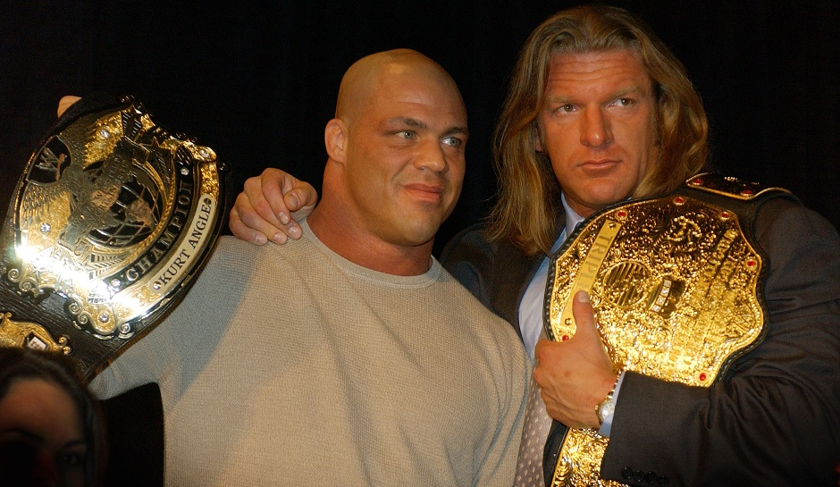 Triple-H-And-Kurt-Angle