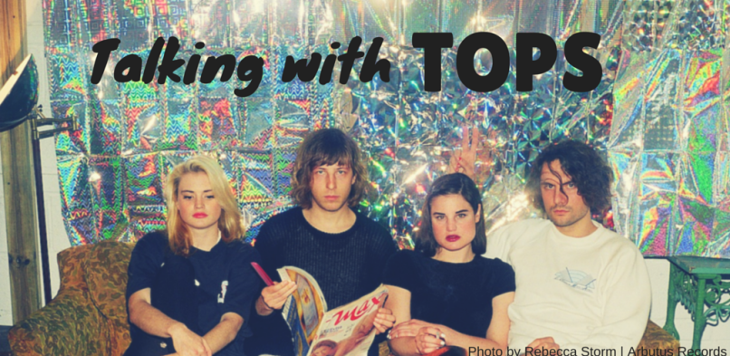 Interview: Jane Penny of TOPS
