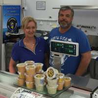 Fish and chip shop for Wynnum Central