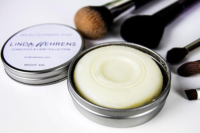 Linda Mehrens Brush Cleansing Soap