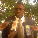 Colonel Demba Mamadou Ba jica