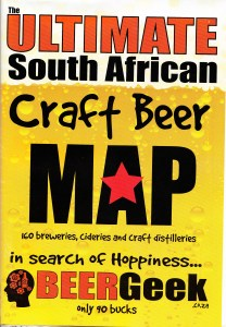 Beer map cover