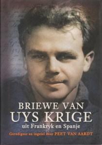 Briewe van Uys Krige cover