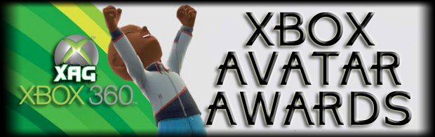 XBOX Avatar Awards List (1/6)