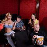 follar en el cine