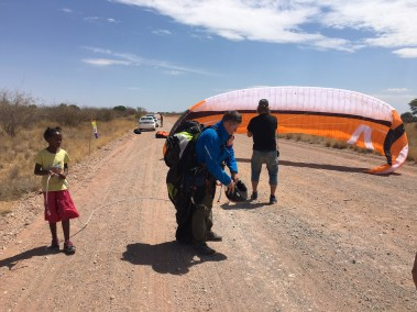 XC Expedition skywalk Paragliders Schlepp in Mariental