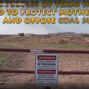 Native Texans Unite: March on The Mine