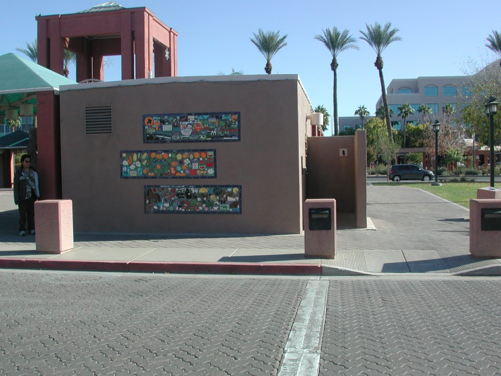 Downtown Chandler: now with more art!