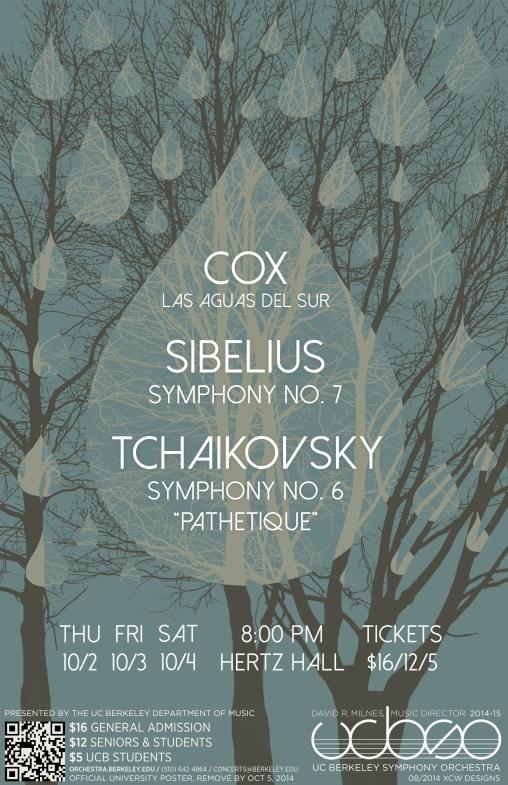 UCBSO - Tchaik Sibelius