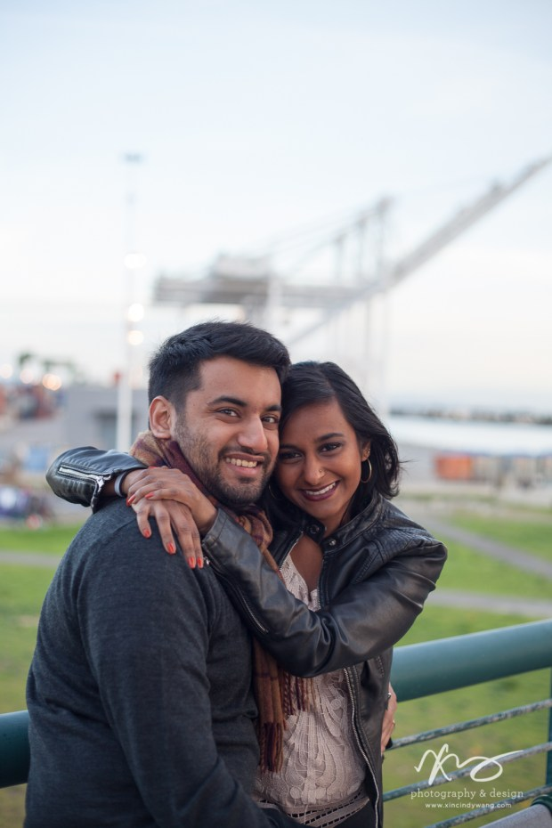 Divya Ashi Shoreline Park Oakland Port Engagement-7