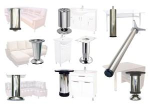 Мебельные опоры
