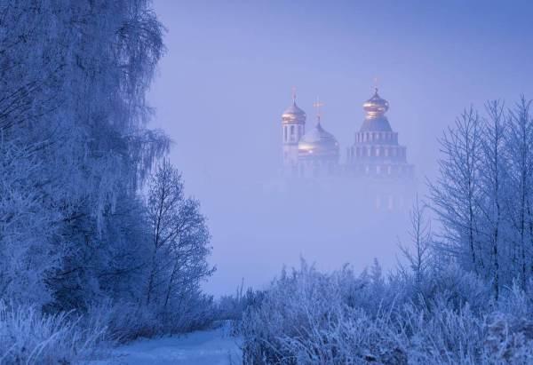 Царство инея и тумана