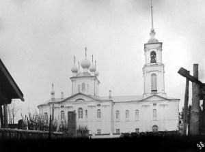 Воскресенская церковь села Муравьище (нач.ХХ века)