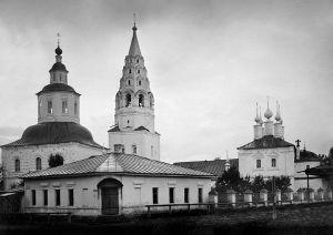 Храмовый комплекс на Богоявленской улице города Галича