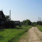 Деревня Селище.