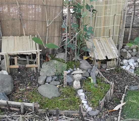 野宮神社 ミニチュアハウス