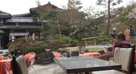 イノダコーヒー庭園