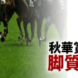 秋華賞2015脚質