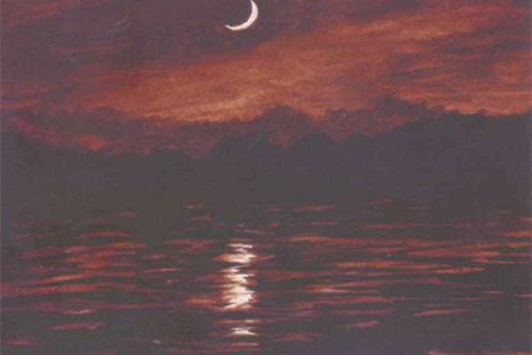 Блики на воде. 1953г.