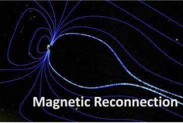 МАГНИТНОЕ ПЕРЕСОЕДИНЕНИЕ: ПЕРЕСТРОЙКА МАГНИТНЫХ СИЛОВЫХ ЛИНИЙ ПОЛЕЙ ЗЕМЛИ И СОЛНЦА ПО ДАННЫМ NASA.
