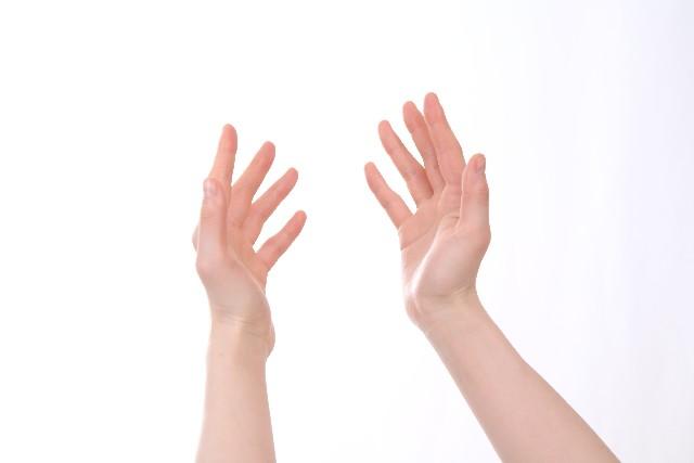 手湿疹 水泡