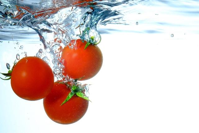 ミニトマト 保存