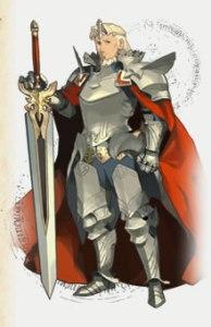 聖騎士 ブレイブ・リー
