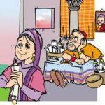 Parábola de la viuda y del juez injusto