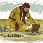 Parábola del tesoro escondido