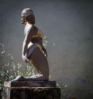 Bertrand Thibault, skulptur