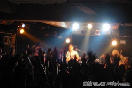 函館フライデーナイトクラブ ライブハウス ハコ 箱 閉店 2006年2月 GLAY 氣志團 シークレットゲスト 共演 2002年11月13日(水) YUKI ツアー ユキライブジョイ 2005年6月12日(日) メジャーデビュー プロ アーティスト ミュージシャン 演奏 過去 記録 写真 画像 イメージ