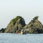 [小浜湾 筏釣り] 村上渡船 福井県小浜市西小川 釣り筏・磯渡し・レンタルボート