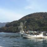 [若狭湾釣り] ウミック~福井若狭湾音海 筏・磯渡し・レンタルボート~