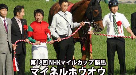 NHKマイルカップ,2013