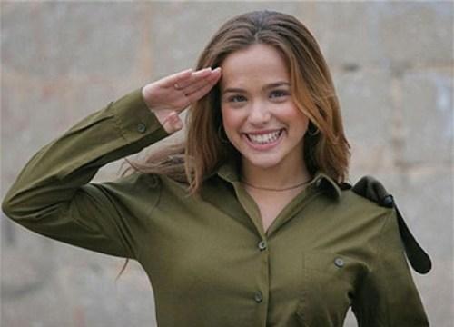 イスラエル軍の女性兵士143
