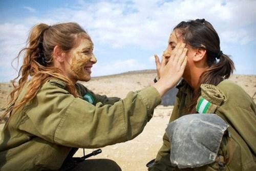イスラエル軍の女性兵士146