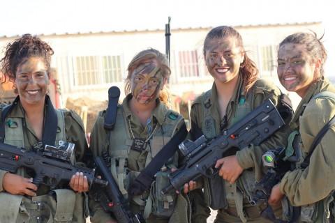 イスラエル軍の女性兵士26