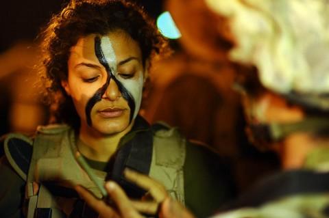 イスラエル軍の女性兵士34