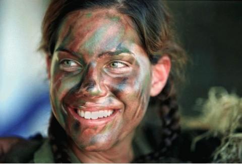 イスラエル軍の女性兵士42