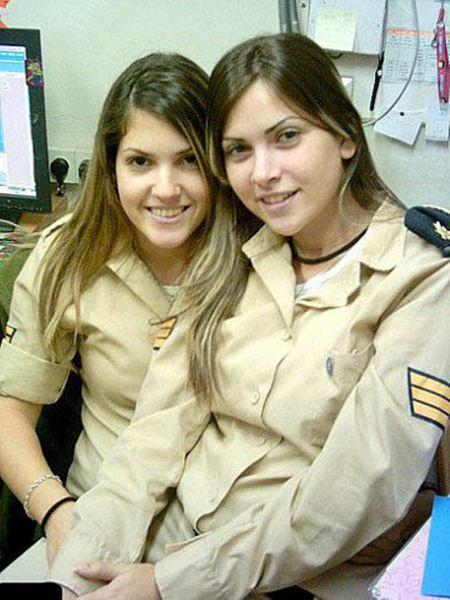 イスラエル軍の女性兵士86