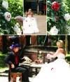 不思議の国のアリスっぽい結婚式が素敵な画像90
