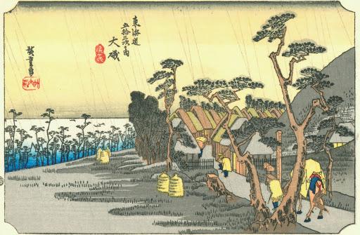 浮世絵の壁紙11