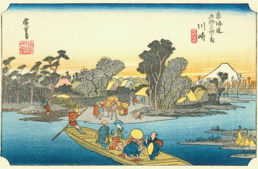 浮世絵の壁紙18