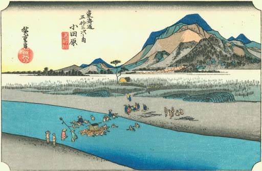 浮世絵の壁紙4